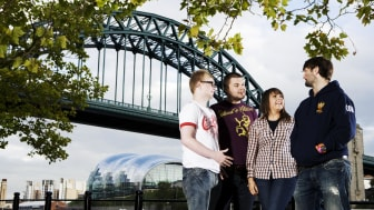 Northumbria is most improved university in North East