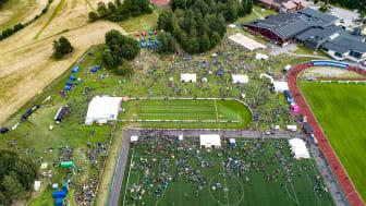Arena Grosvad, O-Ringen Kolmården 2019
