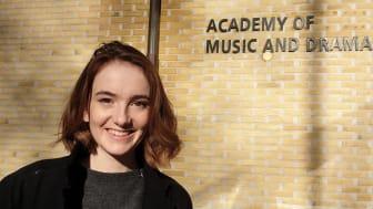 Madeleine Allsop studerar opera på Högskolan för scen och musik vid Göteborgs universitet. (Foto: Privat)