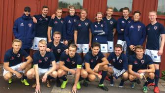 """""""Ung förening med stor potential"""": Enköping United FK med målet om långsiktigt fotbollsspelande"""