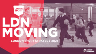 London Sport aim to make the capital the most active city in the world