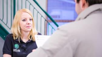 Den nya Besiktningsportalen gör det enklare för företagskunder!