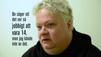 Kjell Wilhelmsen minns tillbaka till när han var 14 år