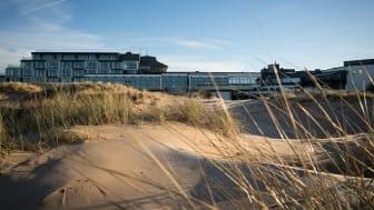 Hotel Tylösand fyller 100 år i år, den 8/3 bjuder hotellet in till öppet hus.