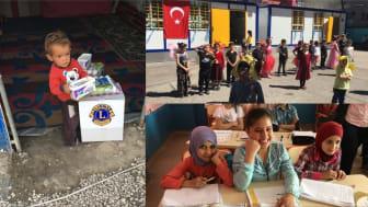 Lions på plats: 5 år bland de syriska flyktingarna