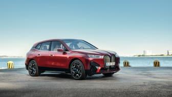 Från vision till verklighet – nya BMW iX