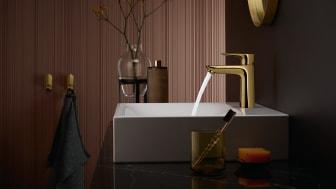 Med hansgrohe armaturer i stilfulde farver, kan du få lige den stil du ønsker dig på badeværelset