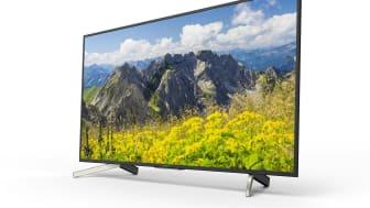 55 inch XF75 4K HDR TV series