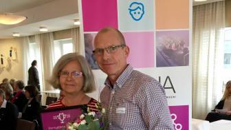 Karin och Mats Sjöstedt, Hornuddens Trädgård