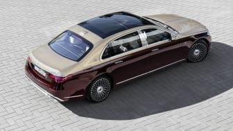 Nya Mercedes-Maybach S-Klass kostar från 1.912.000 kronor.