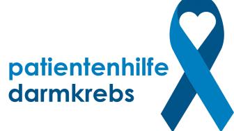 Logo der patientenhilfe darmkrebs