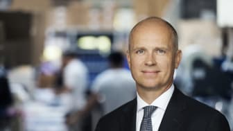 Gregers Wedell-Wedellsborg, adm. direktør Matas