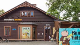 Alfons Åbergs Kulturhus stänger tillfälligt och satsar på digital mötesplats.