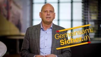 McDonald's Deutschland_Videobotschaft Holger Beeck zur aktuellen Situation