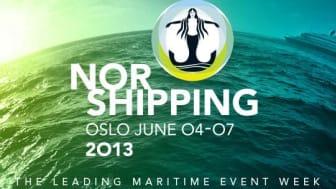 Schneider Electric deltar på Nor-Shipping 2013