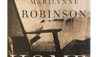 """Omslag till """"Home"""" av Marilynne Robinson"""
