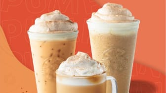Starbucks läutet den Herbst ein: Mit neuen Variationen ihrer Klassiker und anderen Aktionsangeboten setzt die Kaffeehauskette auf neue Impulse