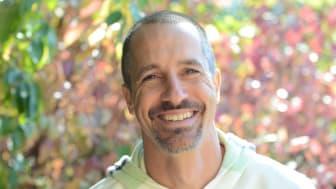 Professor Julian D. Olden vid University of Washington i Seattle, USA, är den forskare som har kallats till gästprofessuren. Foto: Alanna Greene