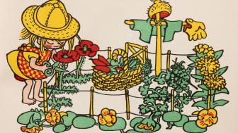 Pyret och Piff planterar, Ingrid Vang Nyman