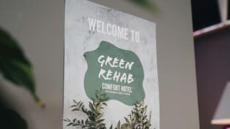 Comfort Hotels miljøsatsning Green Rehab ble en suksess