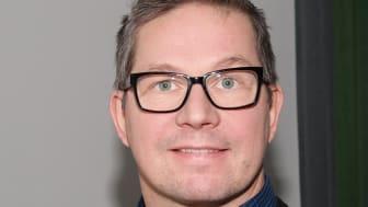 Fredrik Jonsson, new CEO at Brain Stimulation.