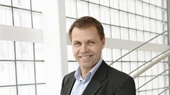 Peter Söderholm förlagschef på Libers nya högskoleförlag