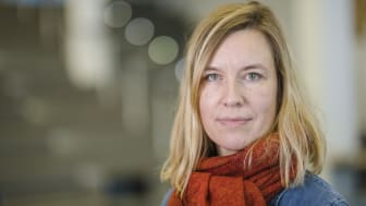 Katrin Holmqvist-Sten, prefekt på Konsthögskolan vid Umeå universitet Bild: Mattias Pettersson, Umu