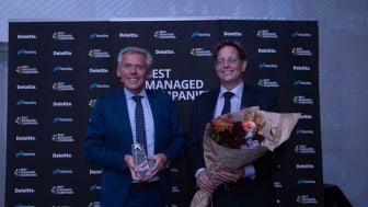 Sweden's Best Managed Companies 2021 ESBE