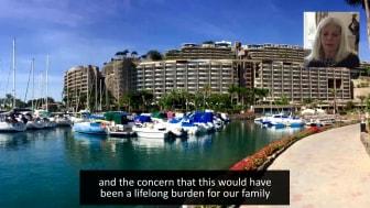 ECC client testimonial:  Compensation payout from Anfi Beach Club