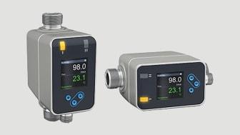 Designen av flödesmätare VM9068 är speciellt anpassad för ultrakompakt installation.