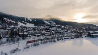 Fler nattåg till Jämtland vid jul- och nyårshelgen