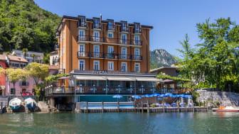 Seehotel Riviera in Melide, Tessin (c) Hotel Riviera