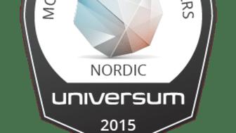 Scandic hotellialan suosituin työnantaja Pohjoismaissa