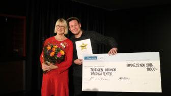 Vinnare av Värmlands Turismpris 2018 - Västanå Teater