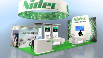 """""""Nidec Moves Everything"""" –  World's biggest motor maker to show off its comprehensive line-up at CES 2018"""""""