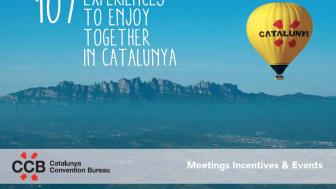 Samlet oversikt over tilbudene innen insentivreiser i Catalonia