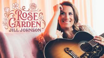 Countrydrottningen Jill Johnson till Dalhalla den 23 juli