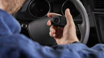 Die neuen Garmin Dash Cams sorgen für noch mehr Sicherheit im Straßenverkehr.