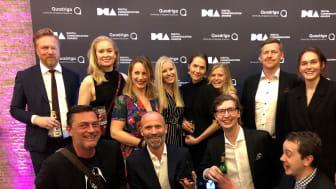 Gull til PR-operatørene i Digital Communication Awards
