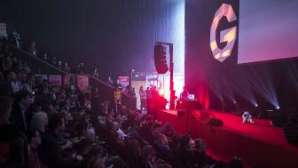 Tredje upplagan av Gather lockade 1200 besökare och bjöd på över 60 talare och ett chipping party i Expohuset, Sickla