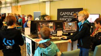 Festivalen blev en sällan skådad spelfest