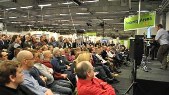 Mobilt fokus på välbesökt IT-mässa i Göteborg