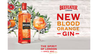 NEW Beefeater Blood Orange Gin