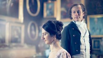 Vad är väl en bal på slottet? Biljetterna till lördagens Jane Austen-bal på Skoklosters slott är utsåld sedan länge.