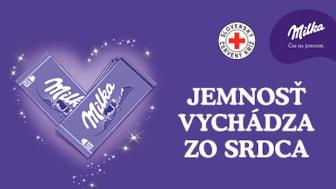 Milka & Slovenský Červený kríž - Čas na jemnosť