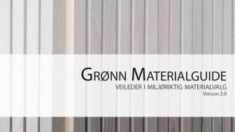 Grønn Materialguide er en veileder i miljøriktige materialvalg.