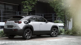 Mazda MX-30: Helt elektrisk