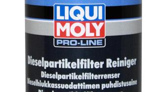 Liqui Moly släpper rengöringsmedel för dieselpartikelfilter