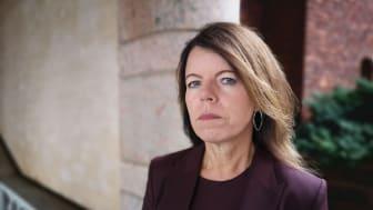 Skolborgarrådet Isabel Smedberg-Palmqvist vädjar till vårdnadshavare. Foto: Liberalerna Stockholm
