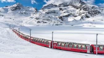 Bernina Express © Swiss Travel System AG